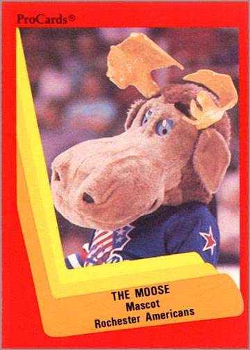 Card of the Week: The Moose