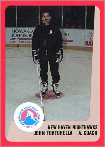 1988-89 ProCards AHL/IHL - John Tortorella