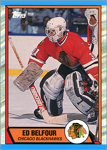 2003-04 Topps Lost Rookies #LRC-EB - Ed Belfour