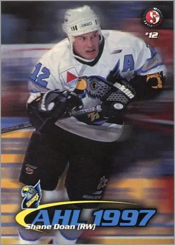 1997-987 Springfield Falcons - Shane Doan