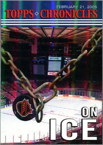 Card of the Week: Season On Ice