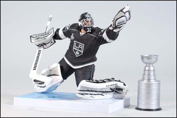 Jonathan Quick action figure