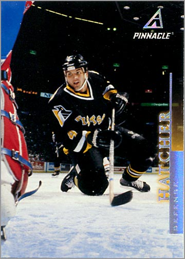 1997-98 Pinnacle #171 - Kevin Hatcher