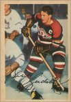1953-54 Parkies - 4 Hawks and a Hab
