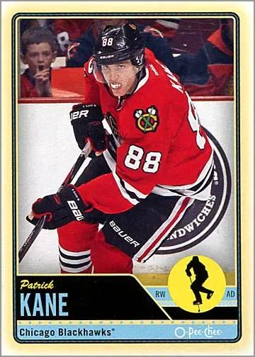 2012-13 OPC #230 - Patrick Kane