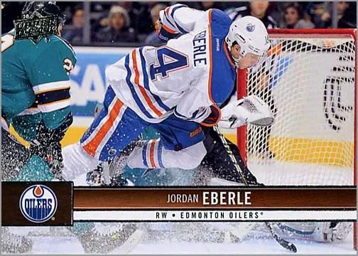 2012-13 Upper Deck #70 - Jordan Eberle