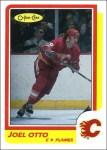 Custom Cards: 1986-87 O-Pee-Chee Joel Otto & Moe Lemay