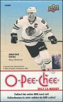 2012-13 O-Pee-Chee Box Break
