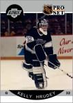 Custom Cards: 1990-91 Pro Set Mario Gosselin, Ron Scott & Three More