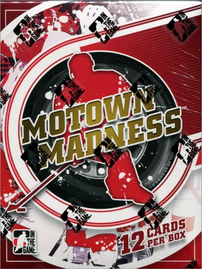 In The Game Motown Madness - unopened box
