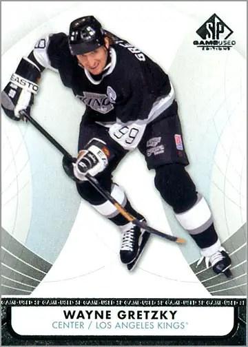 2012-13 SP Game Used #53 - Wayne Gretzky