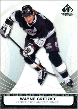 2012-13 SP Game Used #53 - Wayne Gretzky
