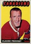 1963-64 Parkhurst #95 - Claude Provost