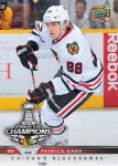 Upper Deck to release Blackhawks 2013 Stanley Cup Champions set