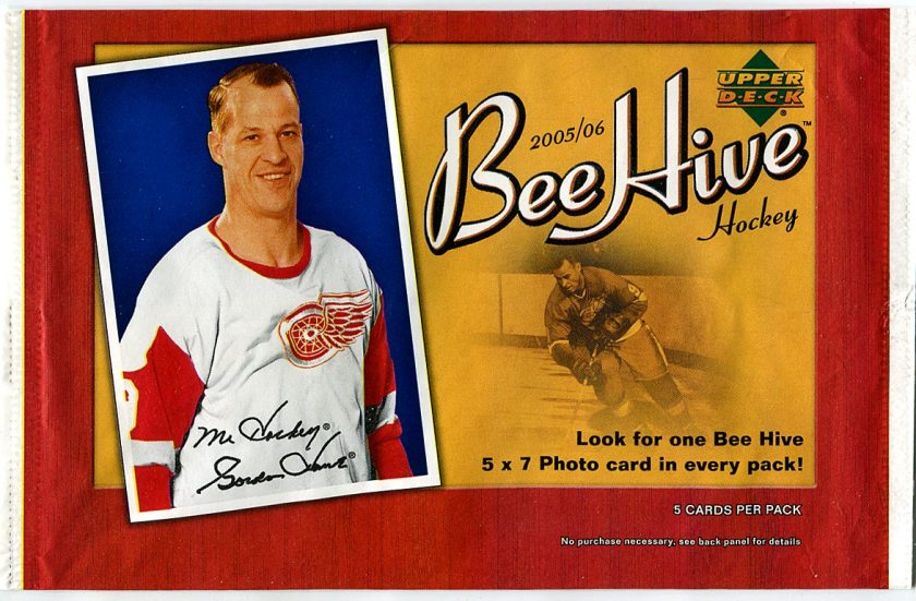 2005-06 Beehive Hockey Box Break