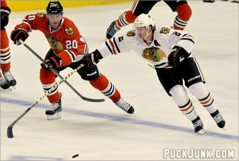 What you missed at the 2013 Blackhawks Training Camp Festival