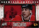 The Best Chris Chelios Jersey Card Ever