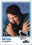 Hockey cards inspired by Shark Week!