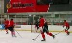 Blackhawks Practice [Video & Photos]