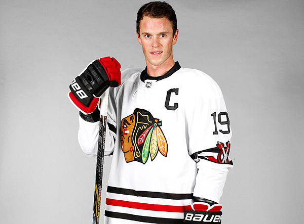 New Blackhawks Winter Classic Jersey Almost Gets It Right