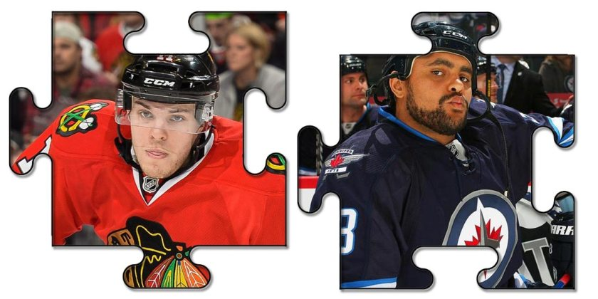 With Morin gone, Byfuglien trade officially a bust for the Blackhawks