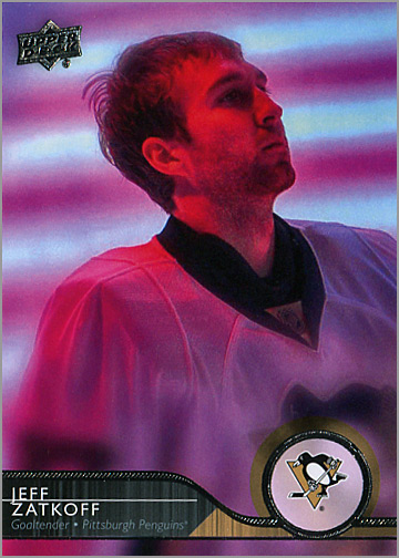2014-15 Upper Deck #152 - Jeff Zatkoff