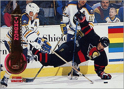 "Patrick Kane's ""First"" Hockey Card"