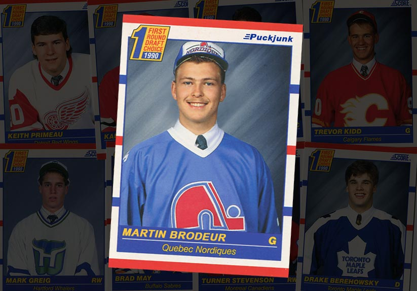 Re-imagining the 1990 NHL Draft
