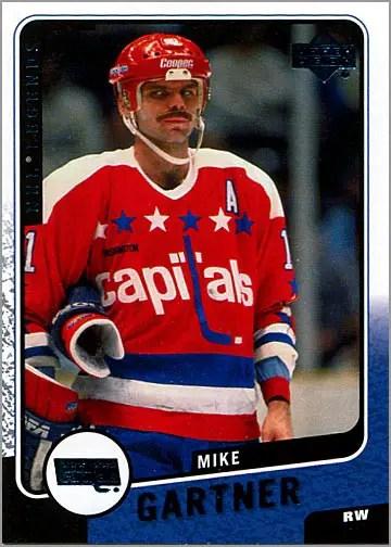 2000-01 Upper Deck Legends #129 - Mike Gartner