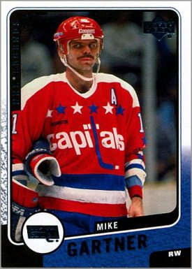 2000-01 Upper Deck Legends #129 - Mike Gartner