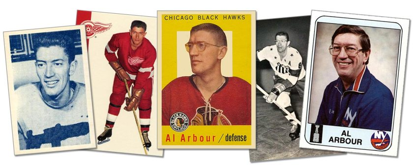 Career In Cards: Al Arbour
