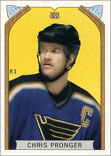 2003-04 Topps C55 #81 - Chris Pronger