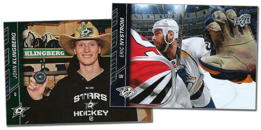 Best of the Worst: 2015-16 Upper Deck Series 1 Hockey