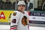 Interview: Blackhawks Prospect Vince Hinostroza