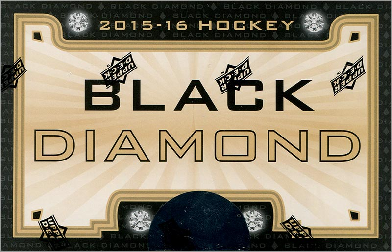 Box Break: 2015-16 Black Diamond Hockey