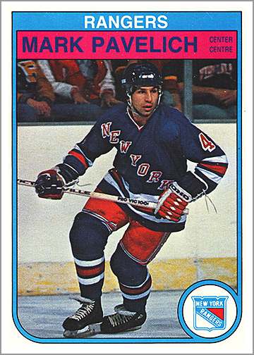 1982-83 O-Pee-Chee #231 - Mark Pavelich