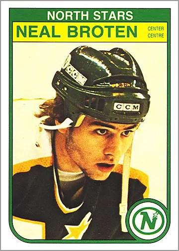 1982-83 O-Pee-Chee #164 - Neal Broten