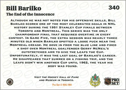 Pro_Set_Bill_Barilko_back