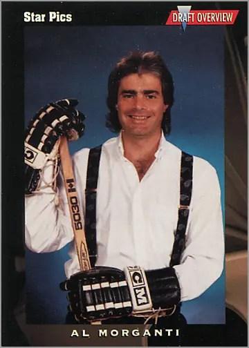 1991-92_Star_Pics_1_Al_Morganti