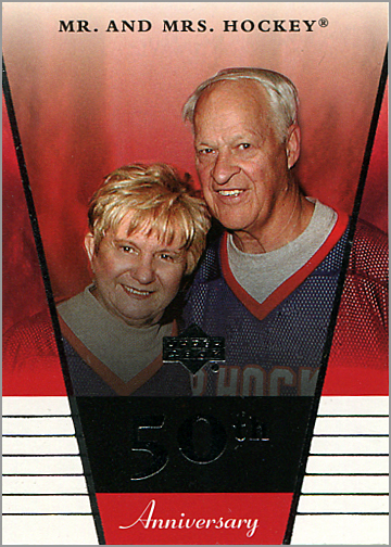 2003 Mr. and Mrs. Hockey 50th Anniversary