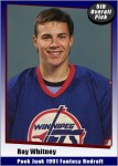 Re-imagining the 1991 NHL Entry Draft