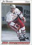 Joe Thornton's First Hockey Card