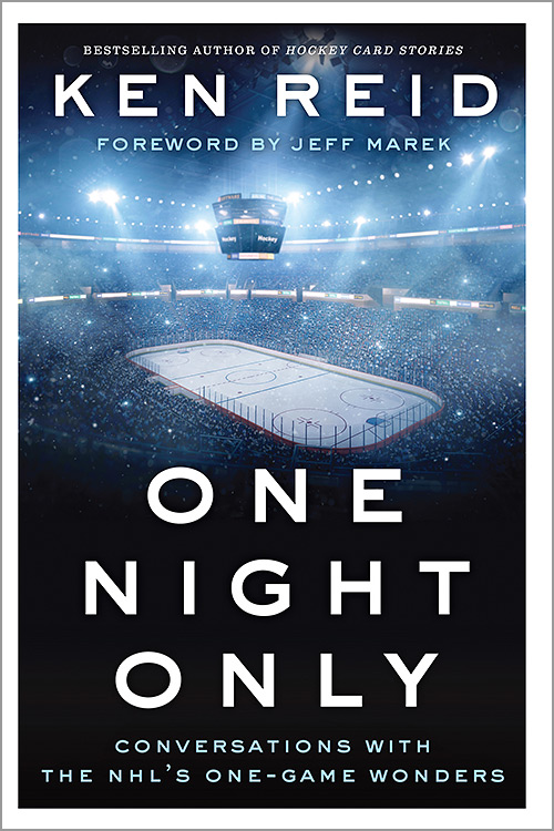 Book Review: One Night Only