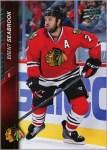 2015-16 Upper Deck Chicago Blackhawks Arena Giveaway Promo Cards