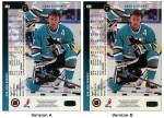 1994-95 Upper Deck Hockey Variations