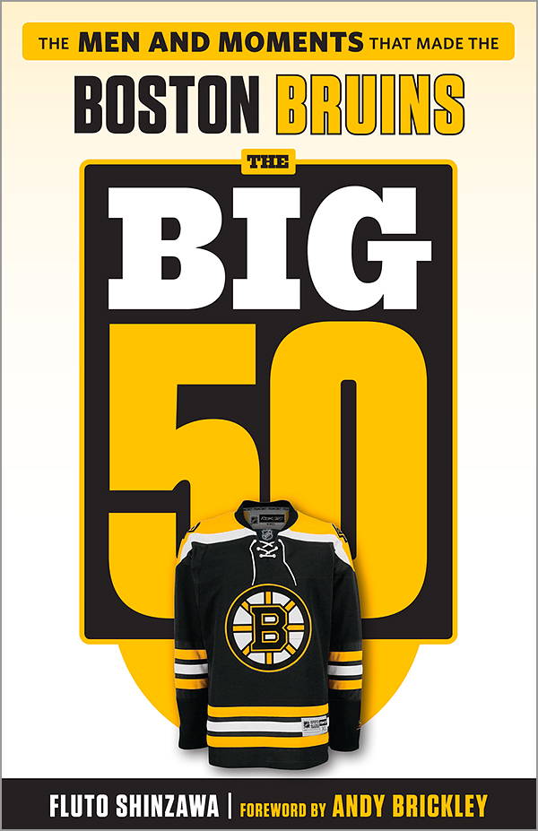 Book Review: The Big 50 Boston Bruins