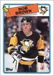 Custom Hockey Card: Irwin the Penguin