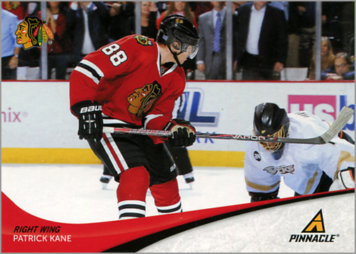 2011-12 Pinnacle #88 - Patrick Kane