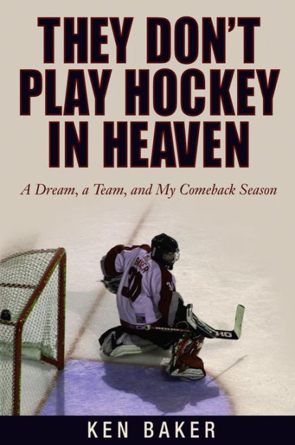 Book Review: They Don't Play Hockey in Heaven