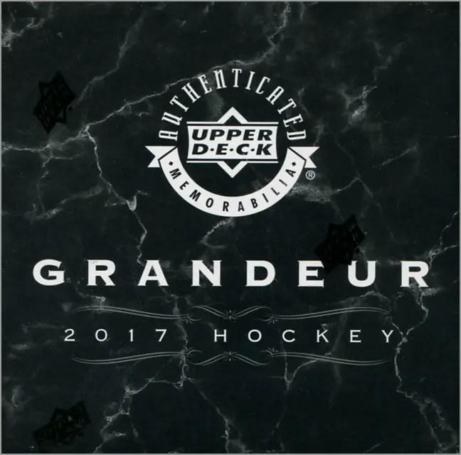 Box Break: 2017 Grandeur Hockey Coins